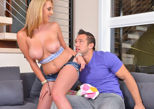 Brooke Wylde & Johnny Castle in My Wife Shot Friend