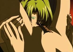 Japanese anime sexy bull dyke sex