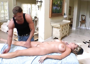 Katie Kox gets a sex palpate