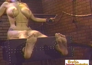 Mistress Takes Her Time Dominating Her Favorite Slave