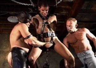 My kind of orgy,watch me punish 4 dudes!