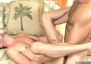 Married dude acquires dicked hard