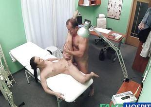 FakeHospital Anyhow wants the brush wet pussy inspected